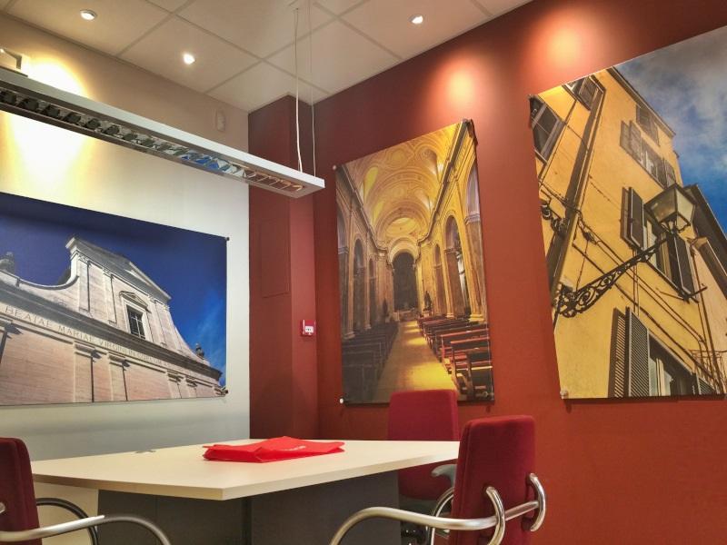Un nuovo ATM nel centro storico di Frosinone