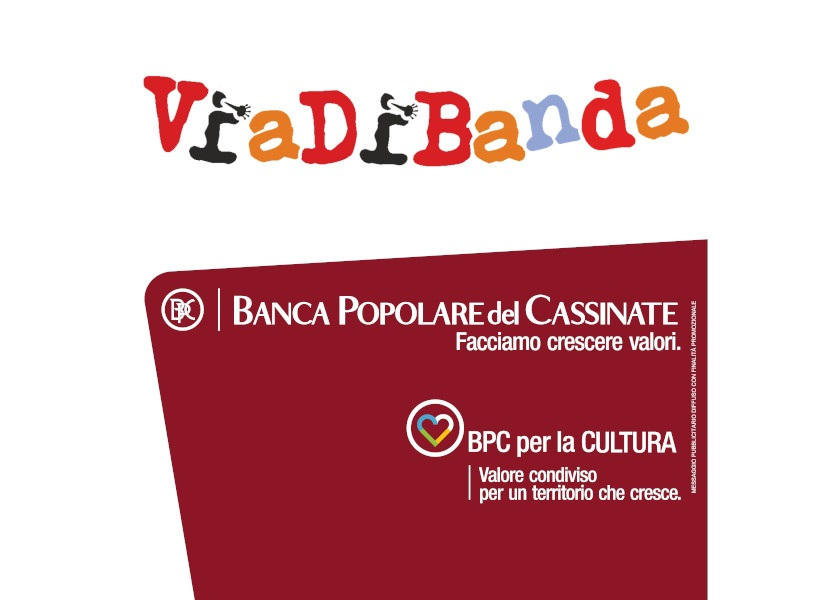 Via di Banda: a San Donato il festival delle arti di strada e delle bande marcianti