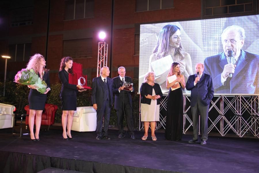 Premio Ora et Labora et Lege 2015