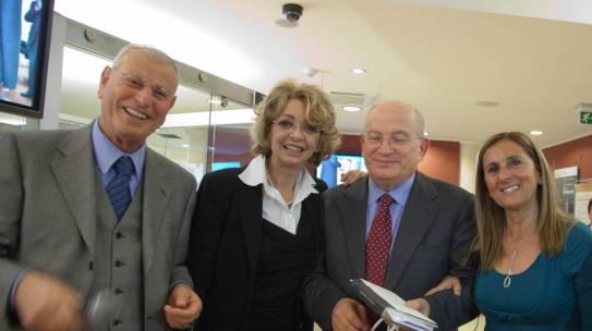 Il libro di Enrica Bonaccorti presentato alla BPC